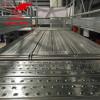 ringlock scaffolding  foot pedal Steel plank construction steel scaffolding