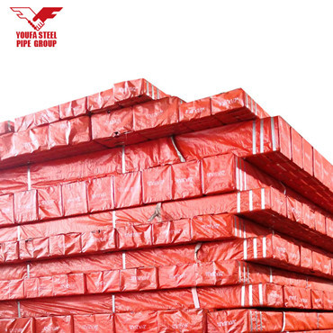 China high quality Youfa Square and Rectangular Hollow Section Iron Steel Tube  Steel Profiles