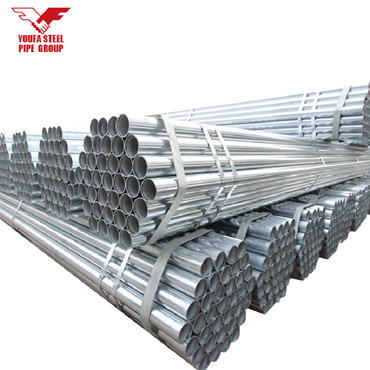 Gi Pipe Q235 Carbon Circular Building Uses Direct Welded Stainless Steel Pipe