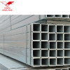 hot dip galvanized square tubes gi hollow section Tianjin Youfa factory steel pipe