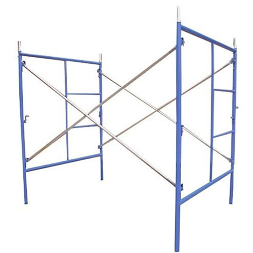 Q235/Q345 Scaffolding Portable Mobile Galvanized H Frame Scaffold