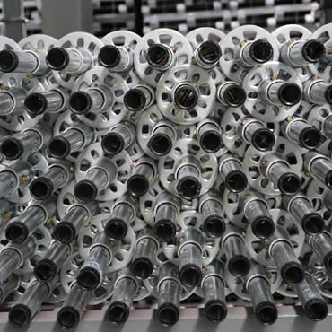 youfa factory Hot Dip Galvanized Ringlock Scaffolding Standard