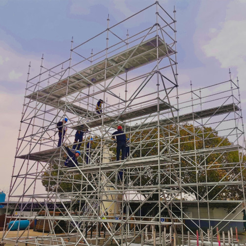 H frame scaffolding and scaffolding construction H frame for sale