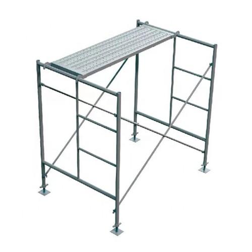 Mason Frame  Scaffolding  Step Ladder Frame Scaffolding Walk Through Door Type Steel Apartment