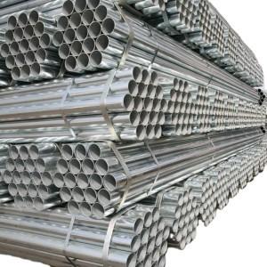 YOUFA brand HDG zinc coating scaffolding gi pipe 48.3mm 1000mm length steel pipe/steel tube