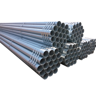 EN39 bs1139 s235 round hollow section 1.5 inch scaffolding tube price 48mm iron steel scaffolding galvanized pipe