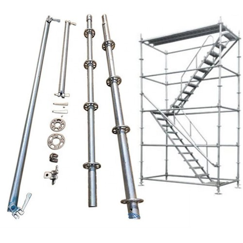 British Standard Easy Build Ringlock Scaffolding For Construction Manufactures Scaffolding