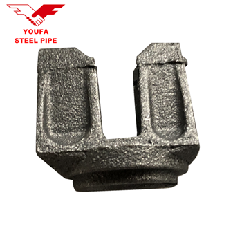 Casted Steel Ringlock Ledger Ends  Scaffolding  Accessories