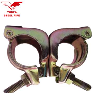Youfa High Quality China Scaffolding pressed coupler scaffolding swivel coupler