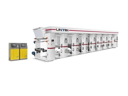 ZBAY-B Computerized Rotogravure Printing Machine(100-150m/min)