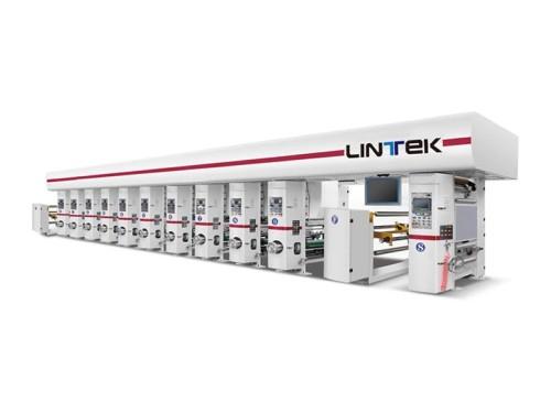 ZBAY-D Computerized Gravure Printing Press(7 Motor 160m/min)