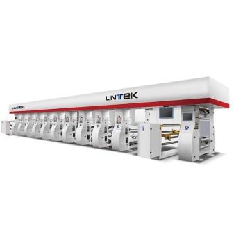 ZBAY-F Computerized Gravure Printing Machine(7 motor/ELS 180-200m/min)