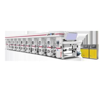 ZBAY-C Computerized Rotogravure Printing Machine(160m/min)