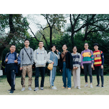 Outdoor Hiking In October 2019
