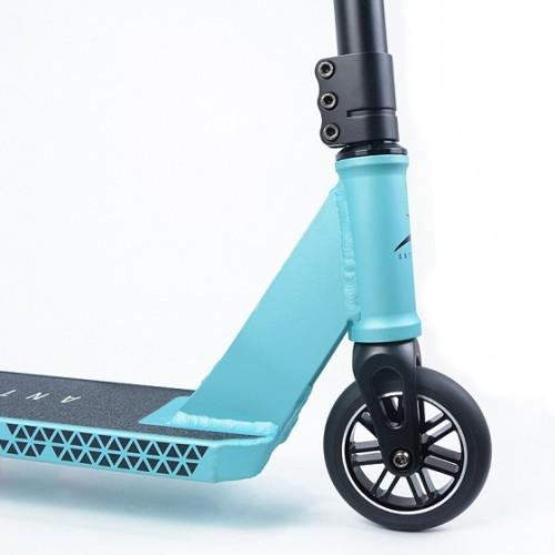 Scooter de cascade à deux roues en alliage personnalisé de qualité supérieure avec guidon en acier chromé