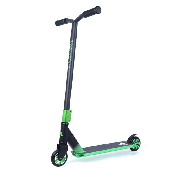 Freestyle Impresso personalizado Seguro de aço cromado guiador Stunt Scooter kick scooter para Adultos e Adolescentes