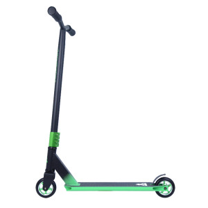 Adapté aux besoins du client imprimé Freestyle Safe Chrome Handbar Steel Stunt Scooter kick scooter pour adultes et adolescents