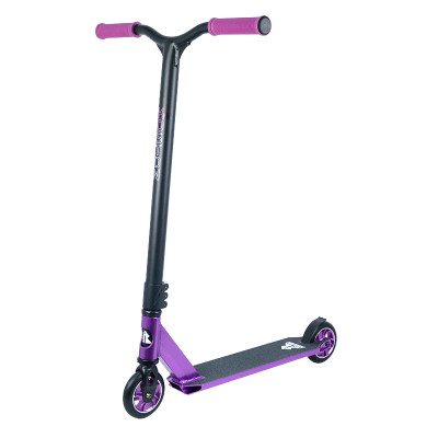 Scooter profesional de dos ruedas personalizado Scooter completo de estilo libre para principiantes
