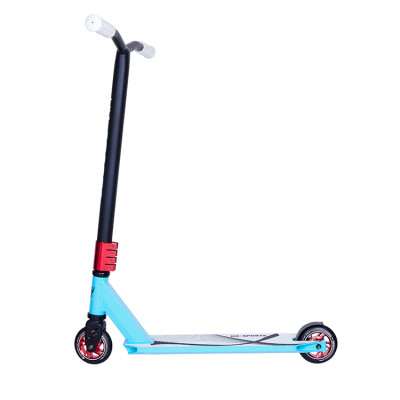 Scooter de coup sûr adapté aux besoins du client de coup-de-pied de scooter de cascade de la Chine imprimé libre pour des adultes et des adolescents