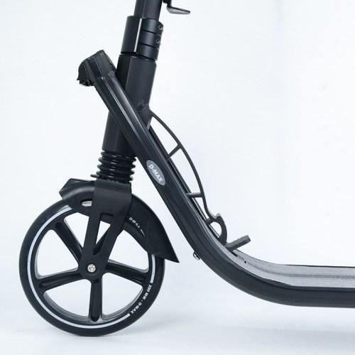 Hauteur réglable et scooter de coup de pied adulte en aluminium professionnel pliant