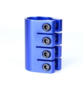 4 holes aluminum 6061 t6 anodizing stunt scooter clamp in scooter parts& accessories