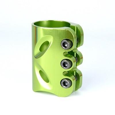 3 볼트를 가진 CNC 알루미늄 6061 양극 처리 스턴트 스쿠터 죔쇠 직업적인 스쿠터 부속