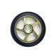 Alliage 120mm Pro Stunt Scooter Wheels pour Stunt Scooters Kick Scooter Accessoires
