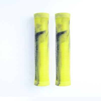 직업적인 스턴트 스쿠터 손잡이 막대기를위한 주문 혼합 색깔 TPR 스쿠터 그립