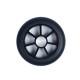 2 개의 바퀴 곡예 스쿠터를위한 합금 중핵을 가진 110mm 스쿠터 바퀴