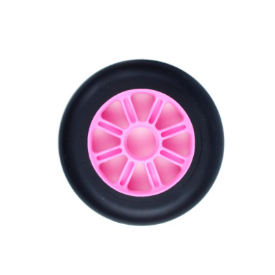 2 개의 바퀴 곡예 스쿠터를위한 플라스틱 중핵을 가진 110mm 두껍게 한 PU 스쿠터 바퀴