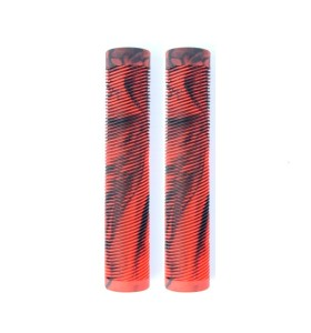 Anti Slipping TPR Handle Bar Grips with 160MM Soft Flangeless Grips for Pro Stunt Scooter Bars