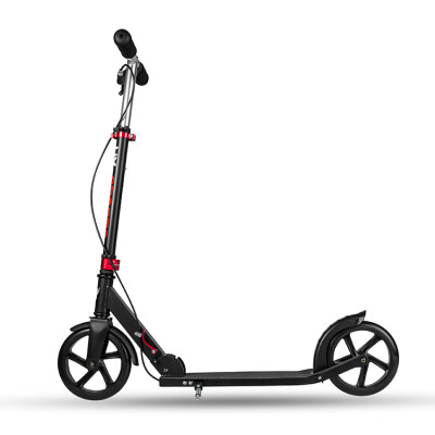 Urban City Bike Style Facile Pliant Double Frein Kick Scooter Adulte à Vendre