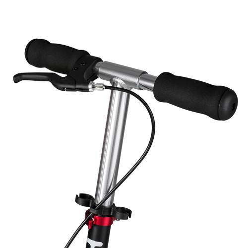 도시 도시 자전거 작풍 쉬운 접히는 두 배 브레이크 성숙한 걷어차 기 스쿠터