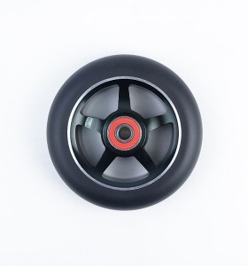Alloy Core Pro Scooter Wheels in 100mm Diameter Size for Adult Stunt Scooters