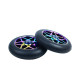 110mm Pro Scooter Wheels With Alloy Core For Two Wheels Stunt Scooters