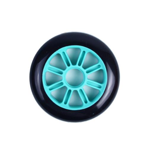 스턴트 스쿠터와 킥 스쿠터를위한 100 개 mm 플라스틱 중핵 스쿠터 바퀴