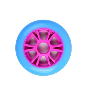 nice price 100mm Plastic Core Wheels for Kids Scooter or entry level stunt scooter