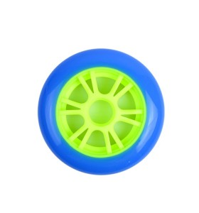 high rebound 100mm*24mm stunt Scooter Wheels With Plastic Core For Two Wheels freestyle Scooters