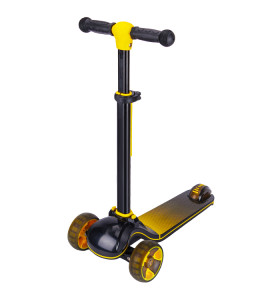 Adjustable Height Kids Scooter with three Wheels  for Children