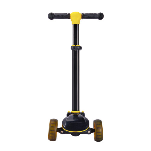 Scooter pour enfants à hauteur réglable avec trois roues pour enfants