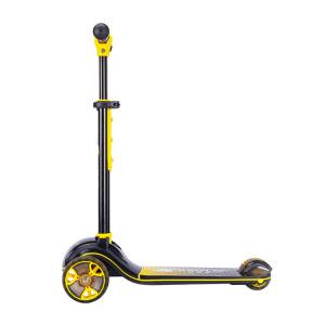 아이들을위한 3 개의 바퀴를 가진 조정 가능한 고도 아이 스쿠터