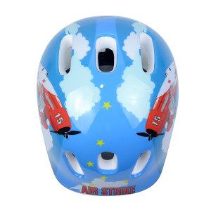 Casque de scooter de casque de patinage de promotion de coquille de PC de prix moins cher pour des enfants
