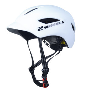New Design CPSC Certified Custom High-quality PC Shell Integrated Sport Helmet With Flashing Light
