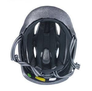 새로운 디자인 CPSC 인증 번쩍이는 빛을 가진 주문 고품질 PC 포탄 통합 스포츠 헬멧