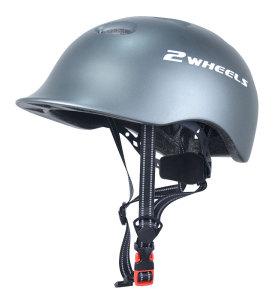 Cascos de la vespa de los cascos de los deportes al aire libre de la PC de la luz del LED con el certificado CPSC del CE