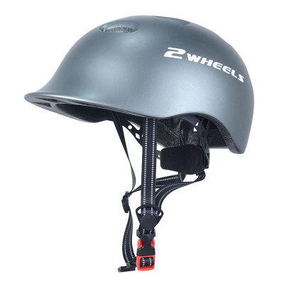 세륨 LEDSC 증명서를 가진 주문 LED 빛 PC 포탄 옥외 운동 헬멧 스쿠터 헬멧