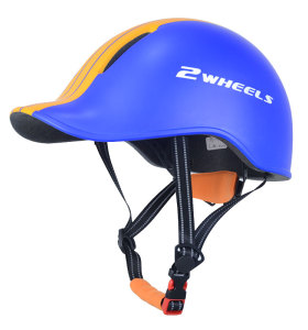 PC and EPS in-mold scooter sports helmet with size adjuster for teens and adults