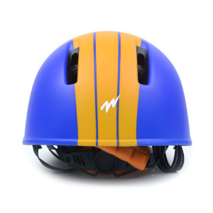Casque de sport scooter moulé PC et EPS avec réglage de la taille pour les adolescents et les adultes
