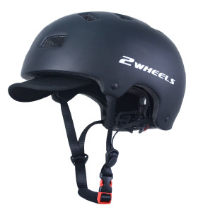 Detachable Hat Tongue PC Shell Outdoor Sports Helmets Scooter Helmets With CE EN1078 CPSC certificate
