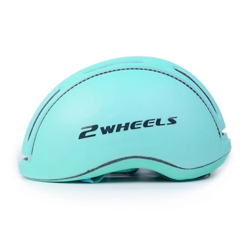 CE EN1078 importé de haute qualité EPS scooter scooter équitation casque avec réflexion bande lumineuse
